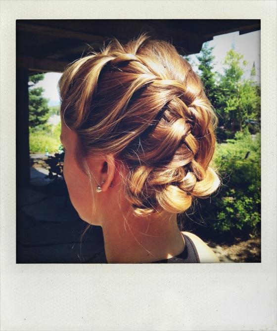 Free hair braiding