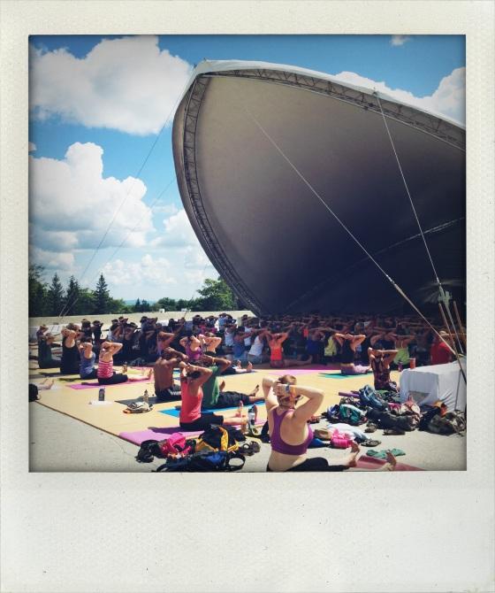 The best kind of yoga studio