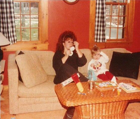 Me-&-Mum-putting-on-makeup